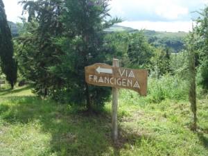 Agriturismo Siena via Francigena